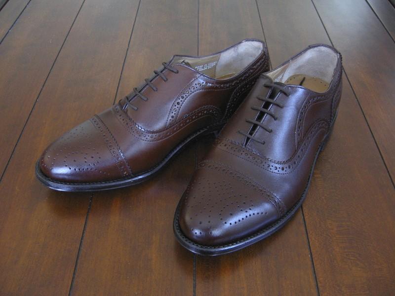 Amerikanska märket John Doe Shoes gör sina skor i Mexico, och de kan se helt okej ut på håll...