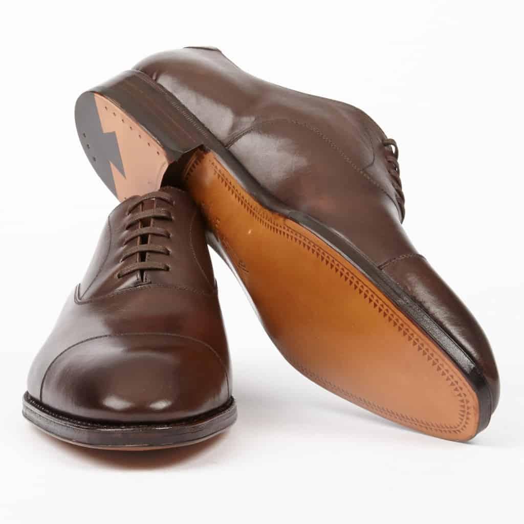 Sulor som är i nivå med hur det brukar se ut på klart dyrare skor.
