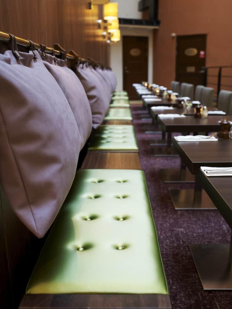 Middagen hålls i Hotell Kung Carls bakficka. Bild: Best Western Hotell Kung Carl