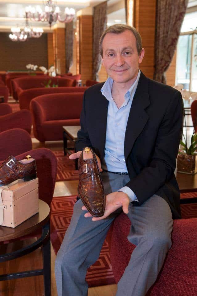 Företagets grundare, Stefano Borella.