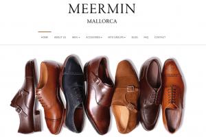 Nyhet - Meermin lanserar ny hemsida