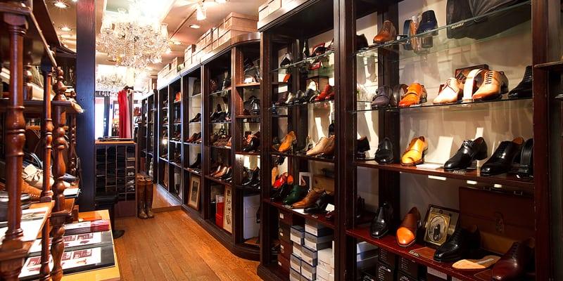World Footwear Gallery har inte heller så pjåkigt utbud. Bild: Boq