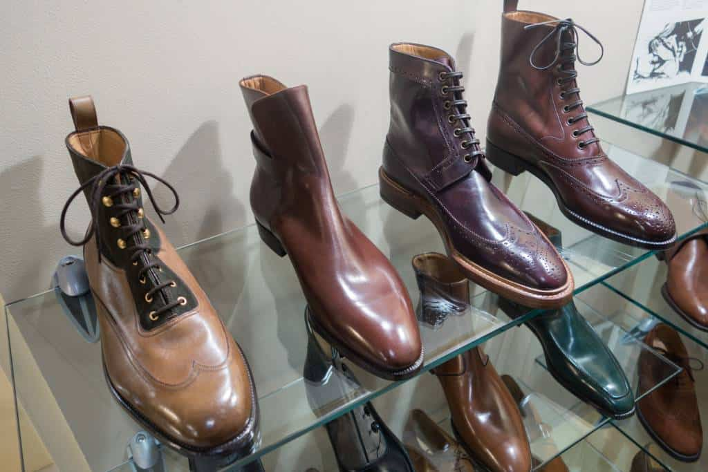 Bra boots från Enzo Bonafé.