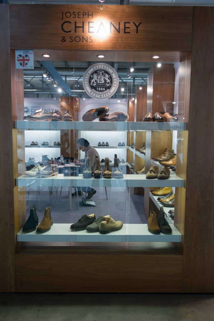 Cheaney's monter.