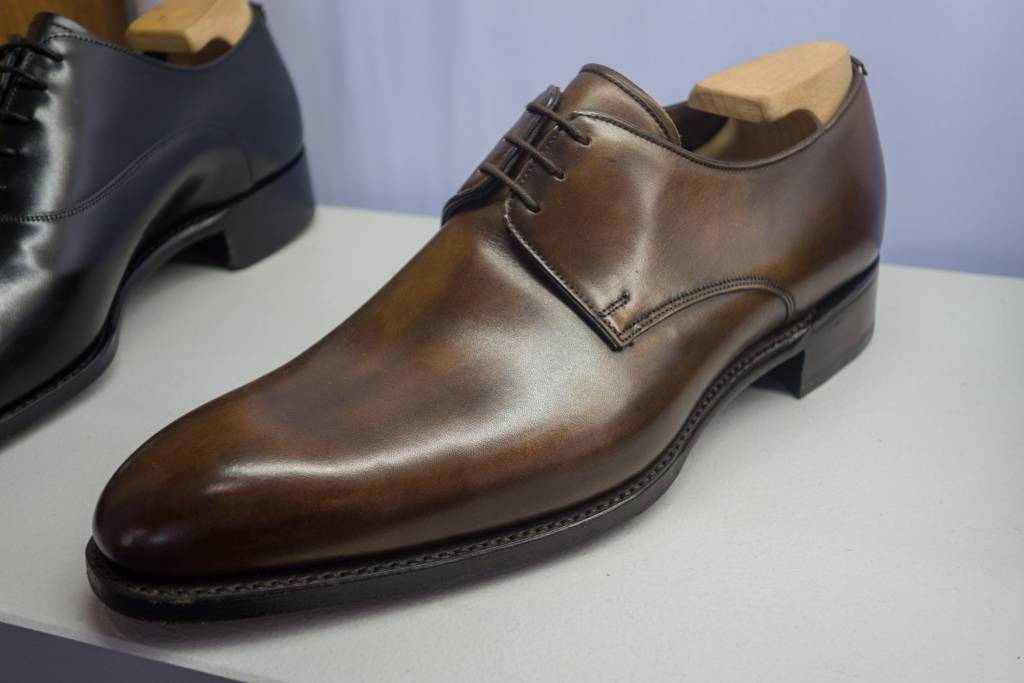 Riktigt fin derby från Cheaney's Imperial collection.