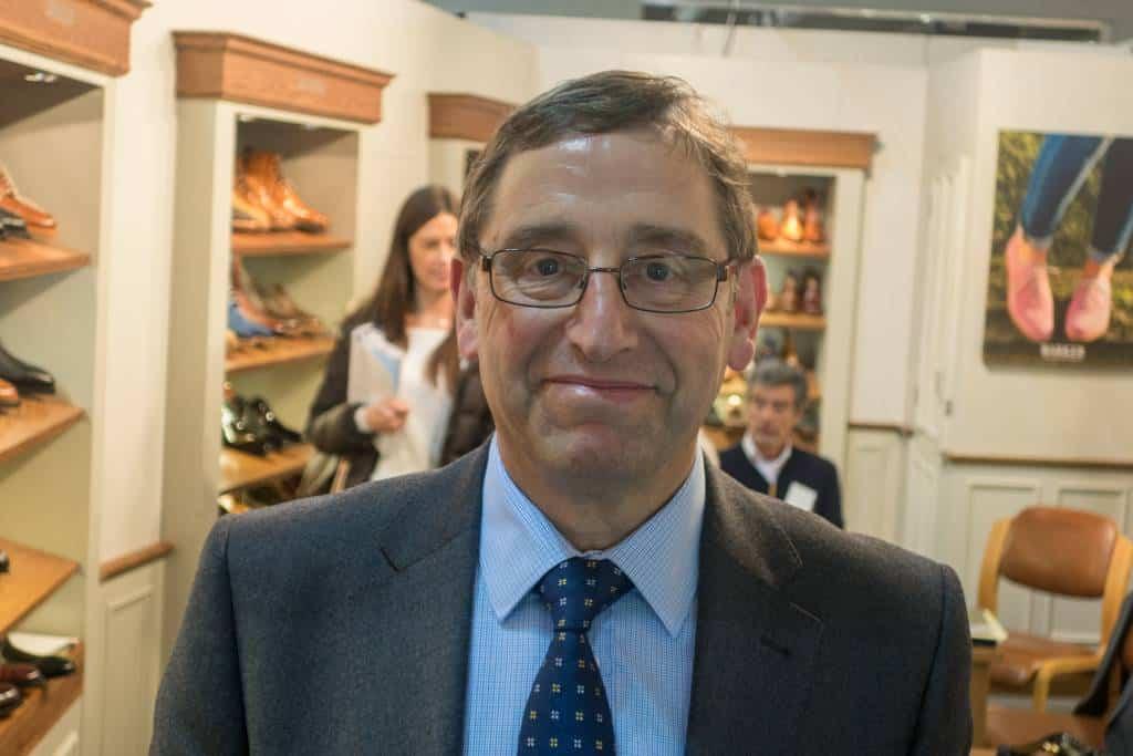 Alan Pringle är Managing Director på Barker.
