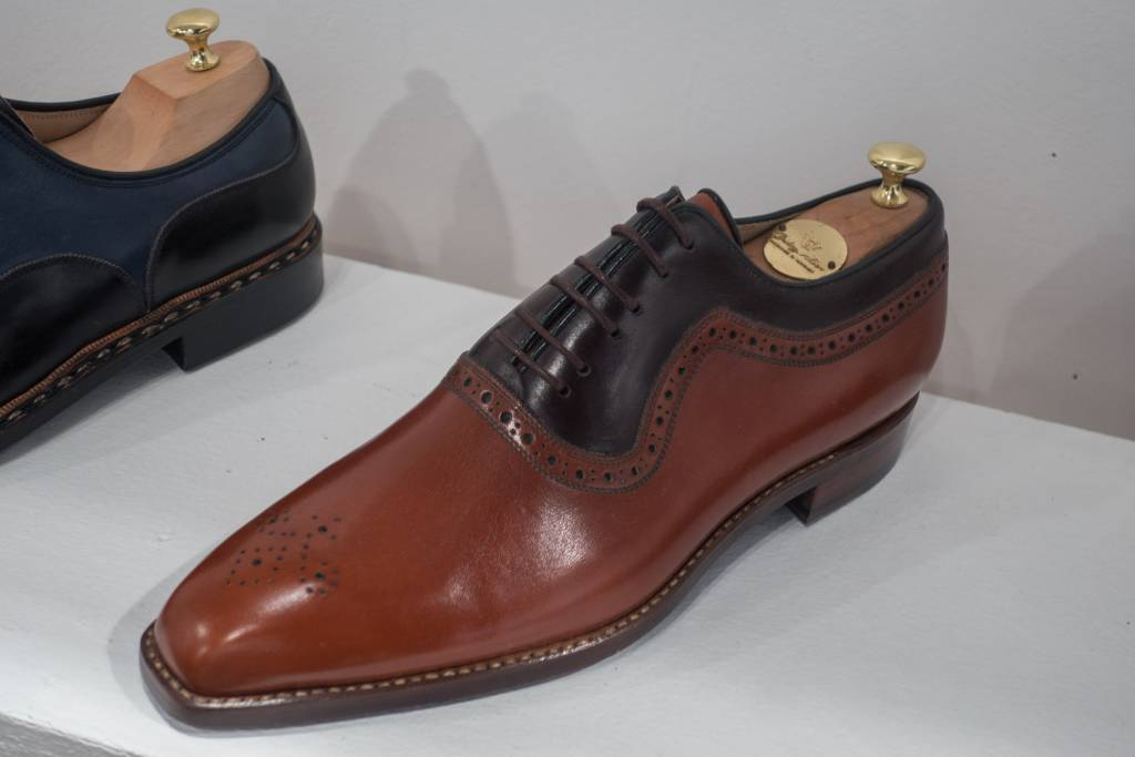 Adelaide från ungerska Buday shoes.