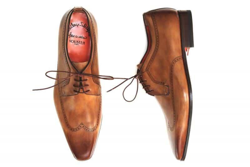 Så här nätta kan skor göras med Blake-konstruktionen. Detta par är från italienska Santoni. Bild: Vousten Shoes