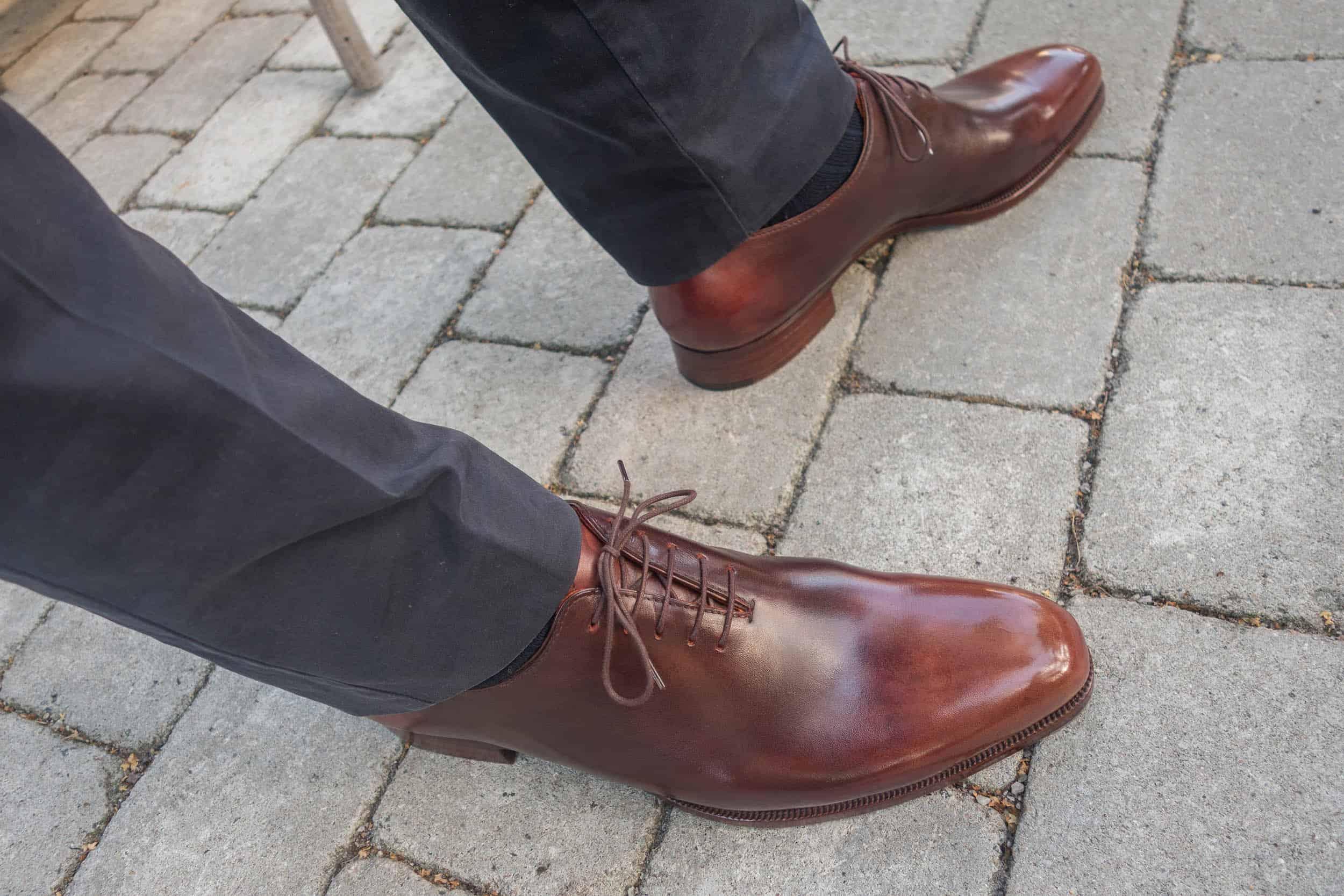 de683eb83da Tipset – Gå in nya skor försiktigt – Shoegazing