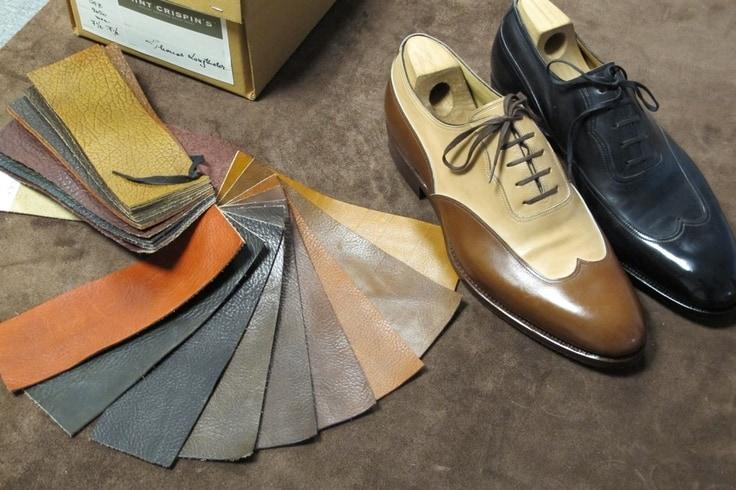 Crispin skor