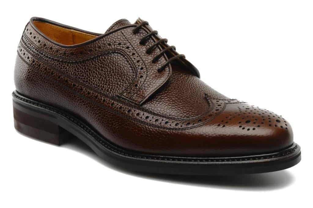 Lite grövre modell från Finsbury (översta skorna också från dem). Bild: Sarenza