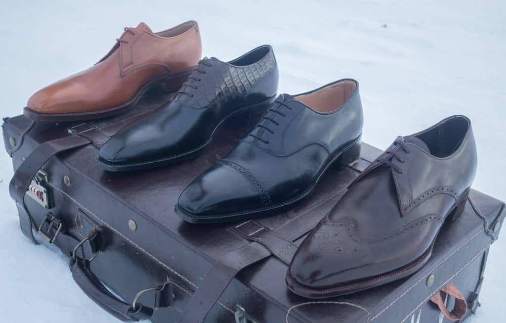 Några skor från Janne Melkersson.