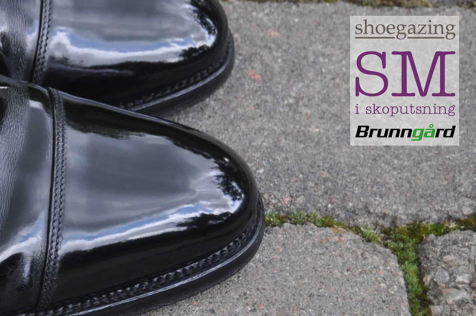 De fyra deltagare som gått vidare till finalen av i SM i skoputsning under  Shoegazing Super Trunk Show den 12 september är nu utsedda b6b7b0c594149