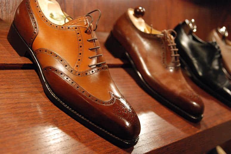 Skor från Vass kommer butiken satsa vidare på. Samtliga bilder: A. Marchesan