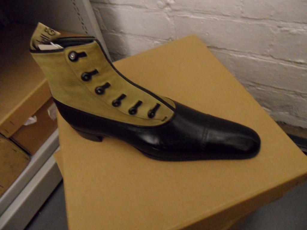 Button boots från Crockett & Jones. Bild: Top Grain