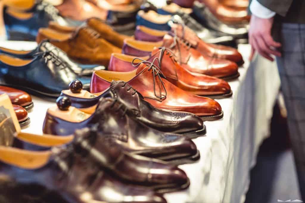 Vass-skor uppradade.