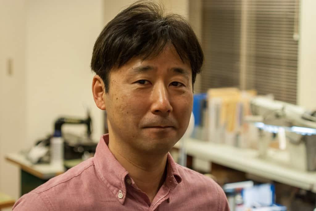 Hiro Yanagimachi.