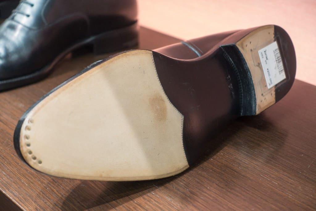 Sula på Bemer-sko.