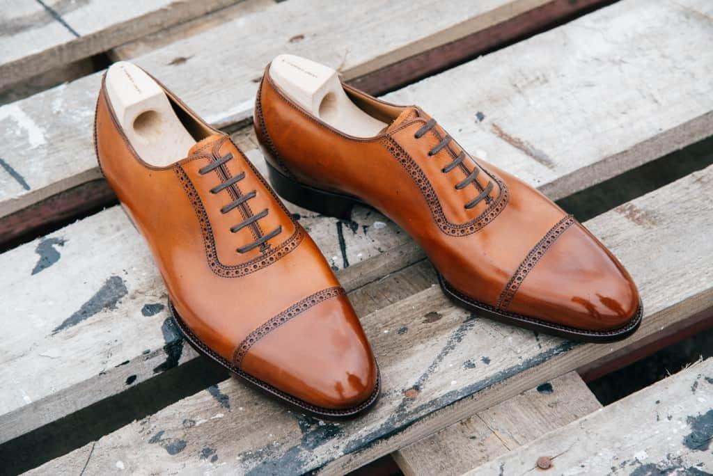 Nya skor för någon att gå in. Bild: Skoaktiebolaget