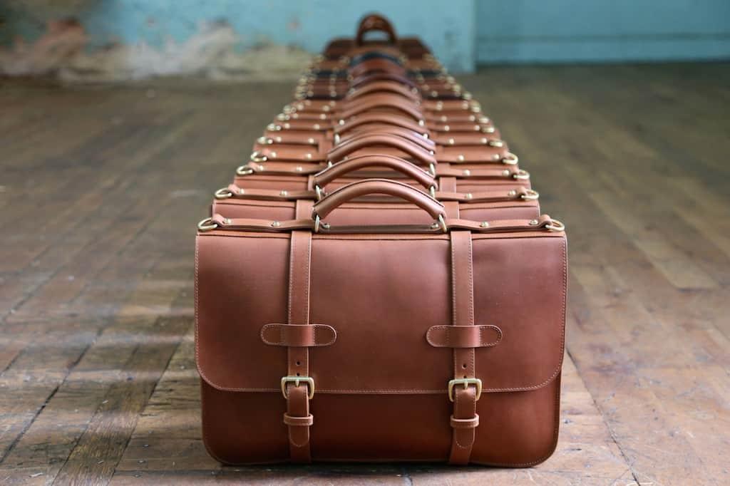 Radda väskor från Frank Clegg.