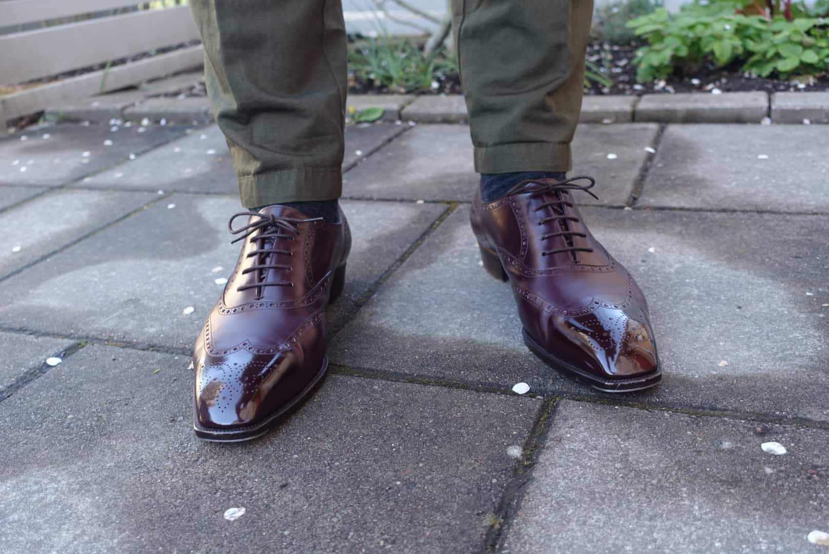 Tipset – Styr insteget med snörningen – Shoegazing
