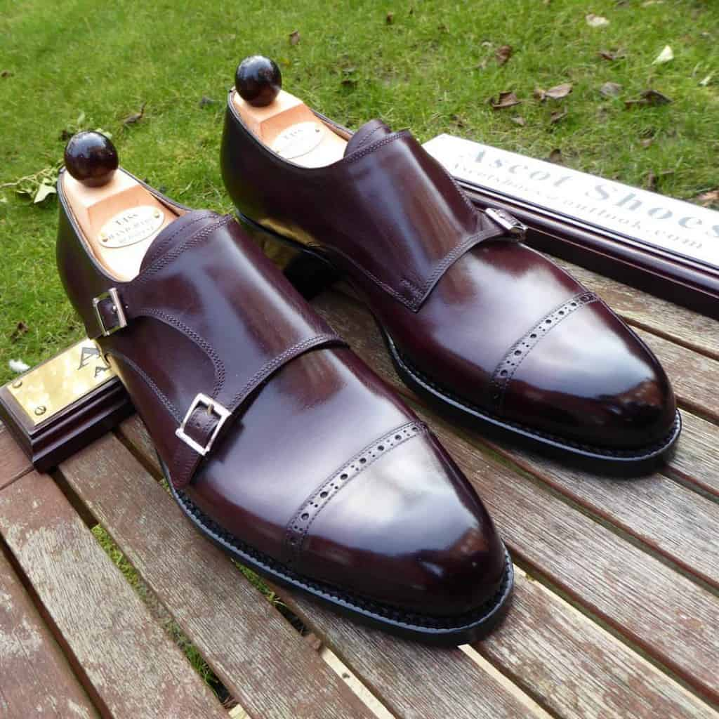 Vass har enligt många lyft sig en nivå när det gäller finishen det senaste året, vilket inte minst denna sko är bevis på. Bild: Ascot Shoes
