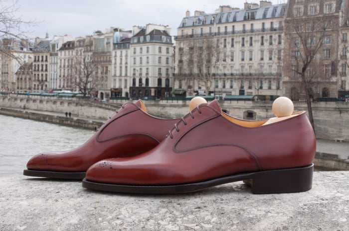 Smäcker oxford. Bild: Made to Order Paris