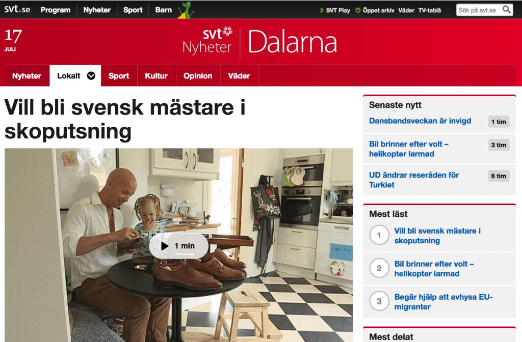 Bild från SVT:s sajt. Bild:SVT