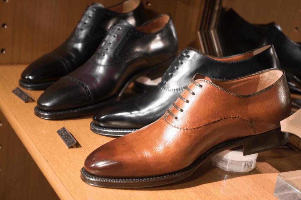 -Fina skor från italienska Bollini.