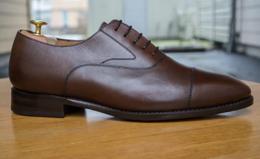 Avslutningsvis lite fler bilder på skorna.