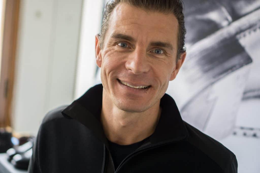 Henrik Hobik, en av två bakom Project TWLV.
