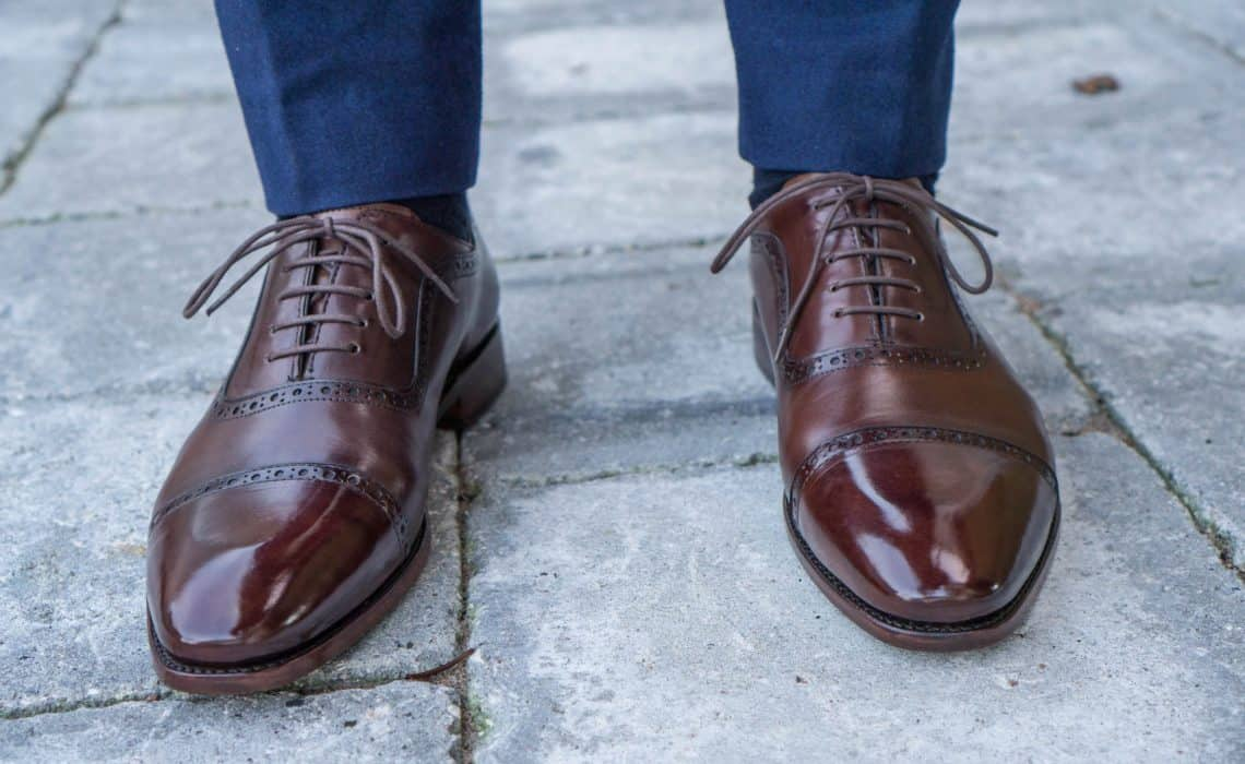 billiga randsydda skor