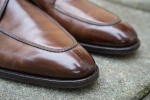 Historia - Split toe-derbyn