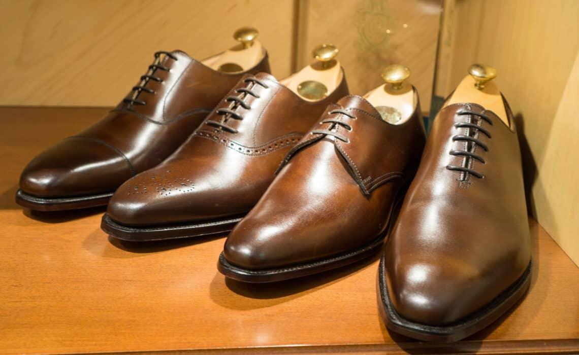 Fördjupning – Vad påverkar hur skor töjer sig? – Shoegazing